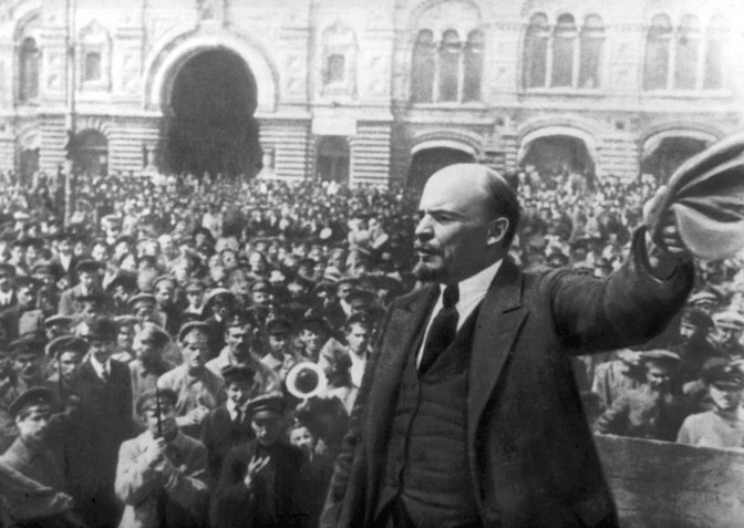Letters From The Past: Lenin Warning The Communist Party